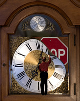 Surreal time:  Stop the clock
